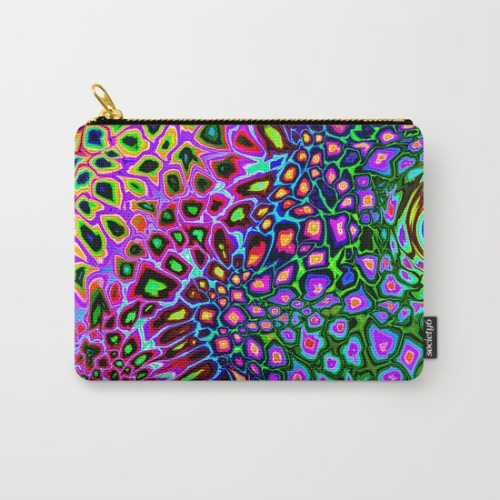 Spectrum of Abstract Shapes Carry-All Pouch