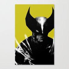Logan the X-Man Canvas Print