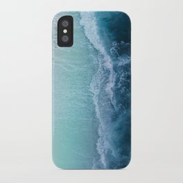 Turquoise Sea iPhone Case