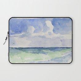 Ocean, Tulum, Mexico Laptop Sleeve