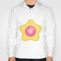 steven universe Hoodies featuring Steven Universe by The Barefoot Hatter