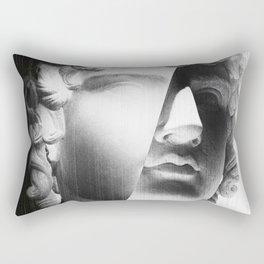Roman Holiday, Version-1 Rectangular Pillow