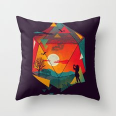Capture the Moment Throw Pillow