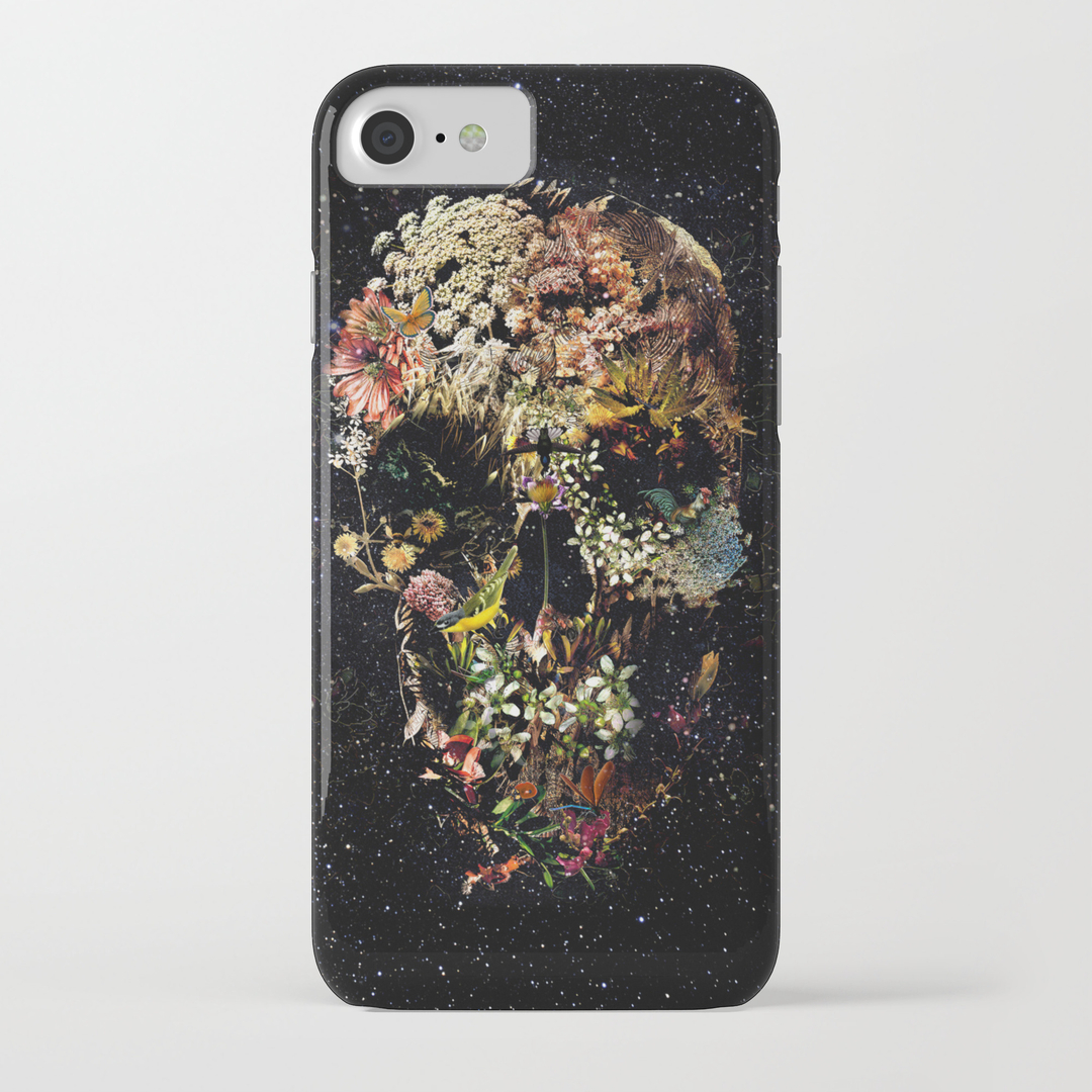 Skull Bedroom Accessories Horror Iphone Cases Society6