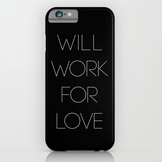 i will. iPhone & iPod Case