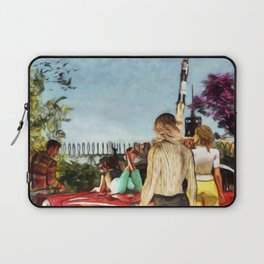 SUMMER OF '69 Apollo 11 Moon Mission Launch Laptop Sleeve
