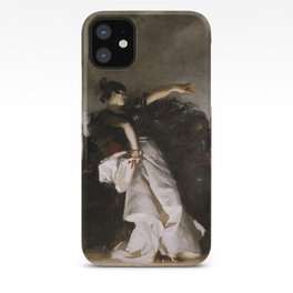 El Jaleo (Spanish Dancer) - John Singer Sargent iPhone Case