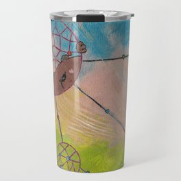 Dream-weaver Travel Mug