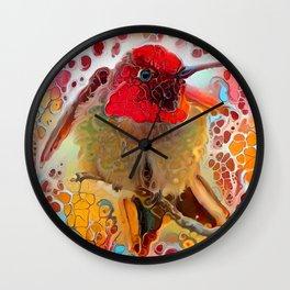 Chitter Chatter Wall Clock