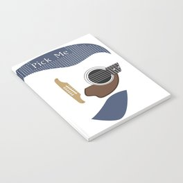 Pick Me (Guitar) Notebook