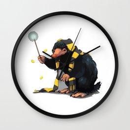The Niffler Wall Clock