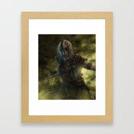 Gobelin Framed Art Print