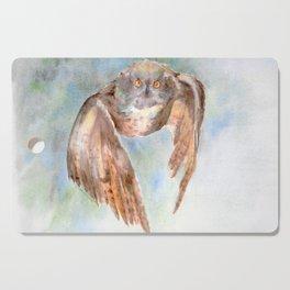 owl incoming! Cutting Board