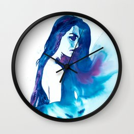 Serendipity by Steve Cleff Wall Clock