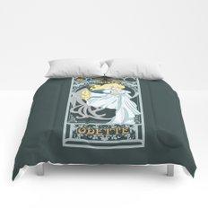 Odette Nouveau - Swan Princess Comforters