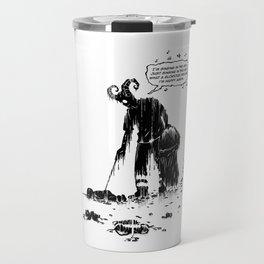 The Trash picker Travel Mug