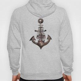 Ship's Anchor Hoody