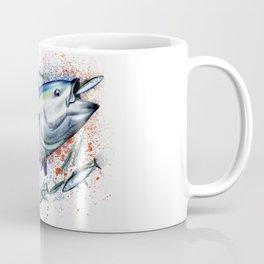 Bluefin Blitz - Bluefin Tuna Coffee Mug