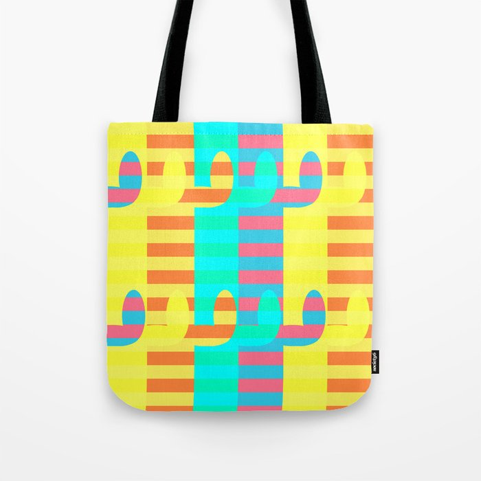 Cacti light Tote Bag