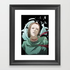 Teacup (Abigail Hobbs) Framed Art Print