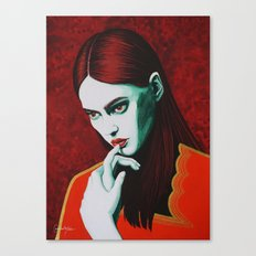 Close Up 12 Canvas Print