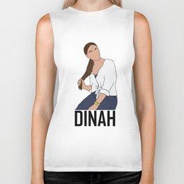 Dinah Jane Biker Tank