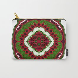 Mandala Floral Pattern Design Art Doodle Carry-All Pouch