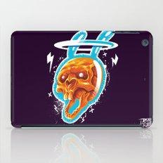 Electric rabbit iPad Case