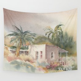 On the Street where you live Wall Tapestry