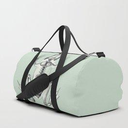 Frog Skeleton: Animal Anatomy Duffle Bag