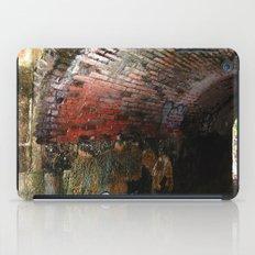 Old tunnel iPad Case