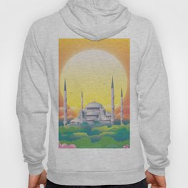 Mosque under the sun Hoody