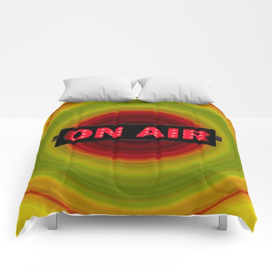 on air Comforters
