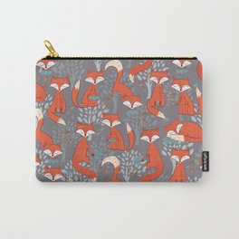 Chill Foxes Carry-All Pouch