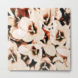 Floral memories Metal Print