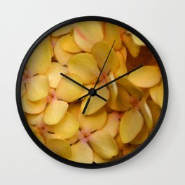 Flame of the Woods Wall Clock