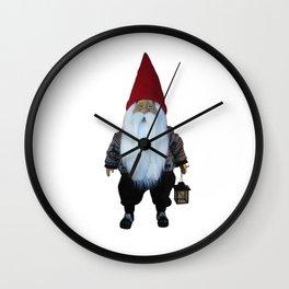 Yeti Norseman Wall Clock