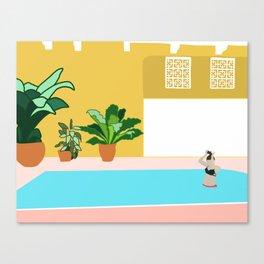 Cartagena I Canvas Print