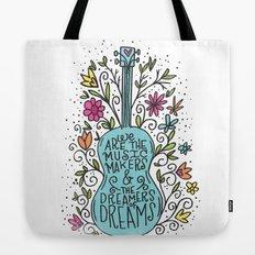 music makers Tote Bag