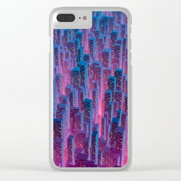 City of Light Clear iPhone Case