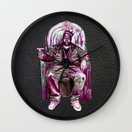Notorious Big *King* Wall Clock