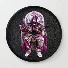Notorious Big *King* Wall Clock