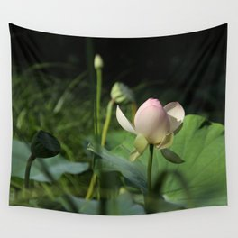 In Delicate Pinks Wall Tapestry