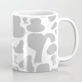 Cap a background Coffee Mug