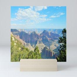 Grand Canyon Northern Rim Mini Art Print