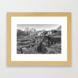 Darkhill Ironworks Framed Art Print