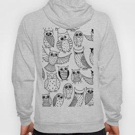 Funny owls Hoody