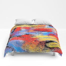 Multicolor pp ing Comforters