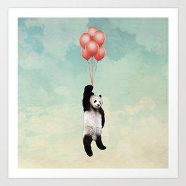 Pandalloons *** Art Print