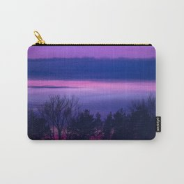 violet forest Carry-All Pouch